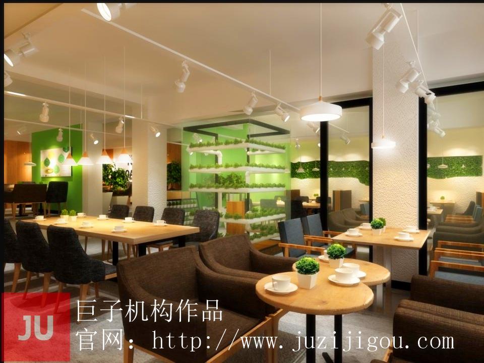 咖啡厅咖啡店餐饮空间设计案例赏析